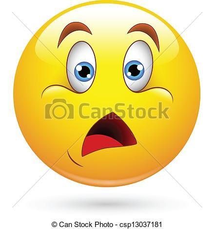 Vector - verwonderd,  Smiley, gezicht - stock illustratie, royalty-vrije illustraties, stock clip art symbool, stock clipart pictogrammen, logo, line art, EPS beeld, beelden, grafiek, grafieken, tekening, tekeningen, vector afbeelding, artwork, EPS vector kunst