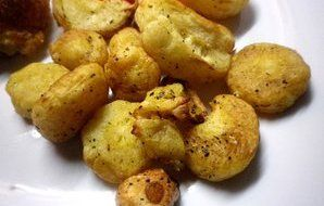 Roasted Parsnips and Garlic (Actifry) Recipe - Recipezazz.com