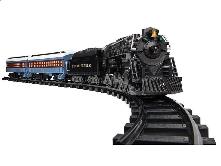 Polar Express Train Set Ready To Play Lionel Gauge RC Locomotive Battery Toy New | Toys amp; Hobbies, Model Railroads amp; Trains, O Scale | eBay!