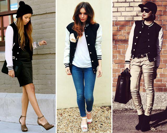 ZARA is the new black: Las chaquetas beisboleras de estilo universitario