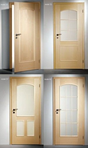 Dveře Sapeli - Venecia. Více na http://www.dodo-dvere.cz/cz/k/Dvere-v-atypickem-provedeni.aspx