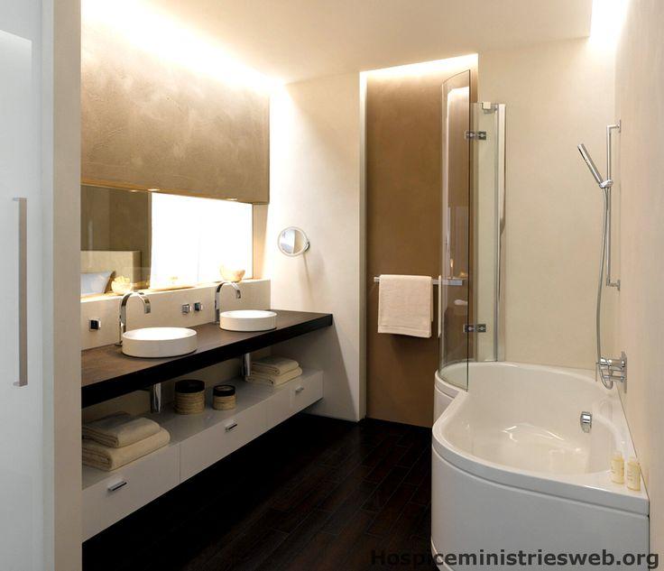 35 best Ideen für Badezimmer Braun Beige images on Pinterest - bilder fürs badezimmer