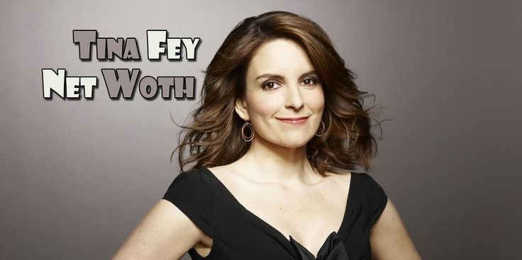 Tina Fey Net Worth