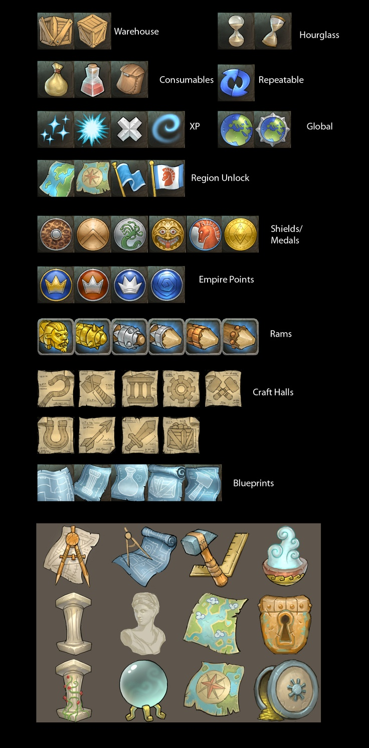 age of empires icon asset
