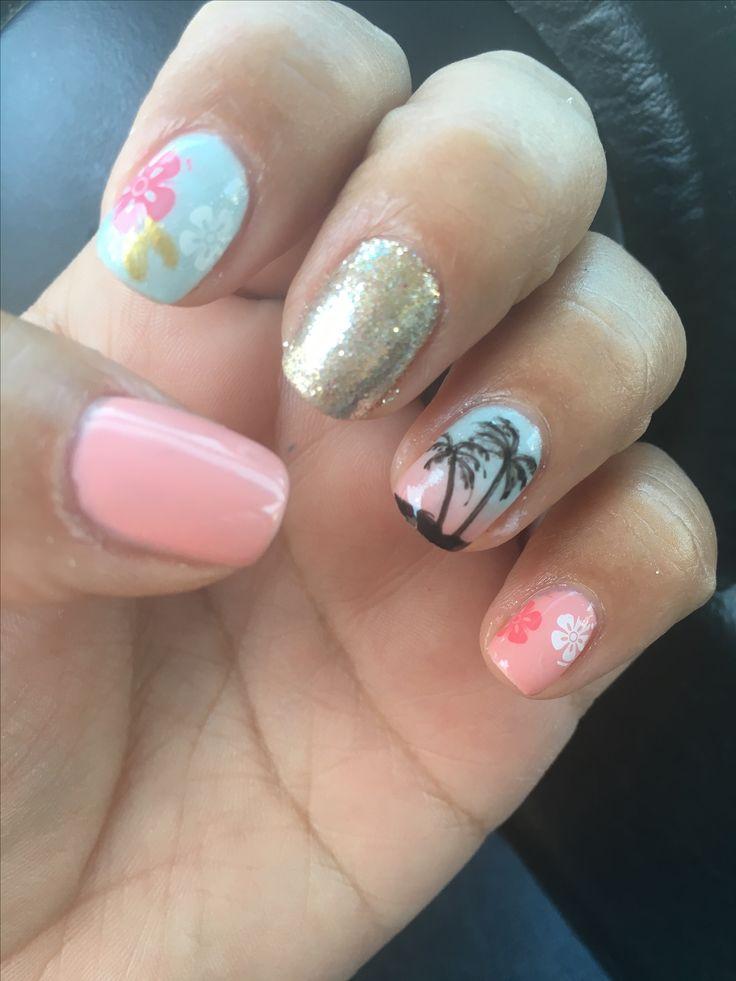 25 Best Ideas About Hawaiian Nails On Pinterest