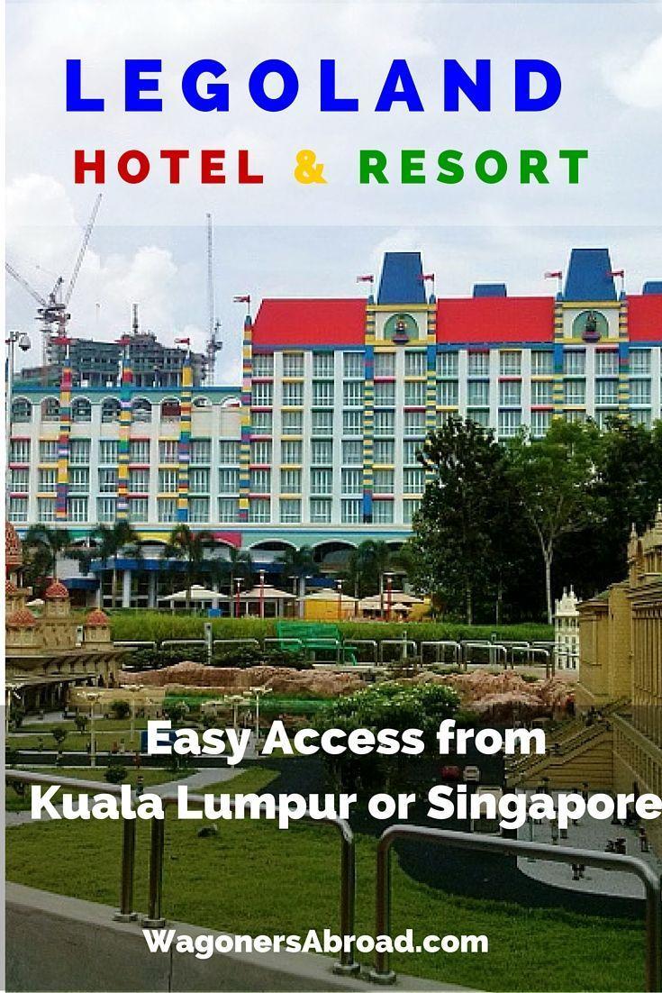 Easy Access to Legoland Malaysia from Kuala Lumpur…