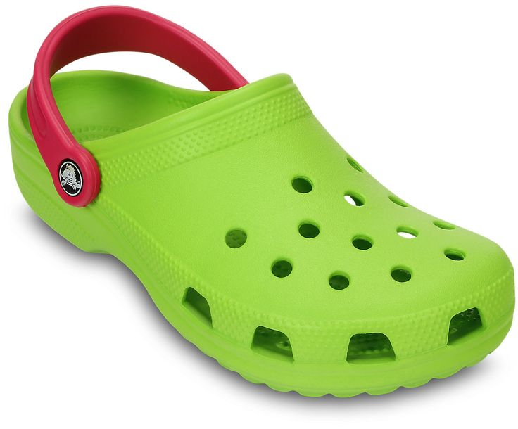 Crocs Classic Volt Green Raspberry u nas -50% taniej! KLIK >> http://bit.ly/CrocsClassicVoltGreen
