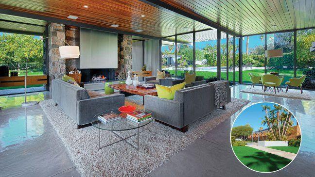 Leonardo DiCaprio Leads a Boom in Palm Springs Real Estate #LeonardoDicaprioHouse #PalmSpringsLuxury