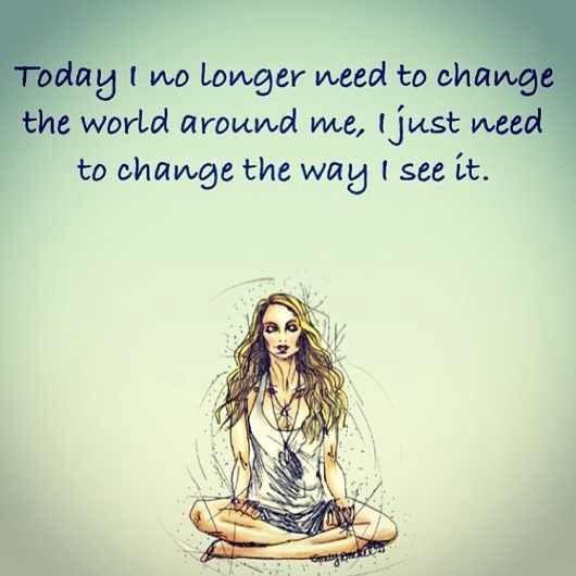 ...change...Gabrielle Bernstein...