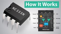 In this tutorial we will learn how the 555 Timer w…