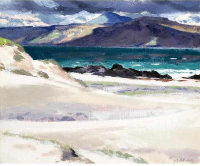 Iona, Francis Boileau Cadell    http://blog.thistle.com/wp-content/uploads/2011/11/135.jpg
