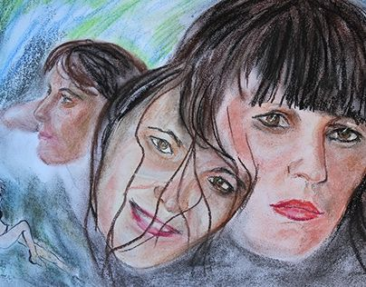 """Check out new work on my @Behance portfolio: """"I draw portraits from photographs"""" http://be.net/gallery/51172795/I-draw-portraits-from-photographs"""