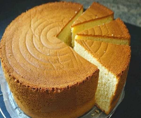 طريقة عمل الكيكة العادية بالبرتقال وبالشيكولاتة Cream Cheese Pound Cake Cake Moist Pound Cake