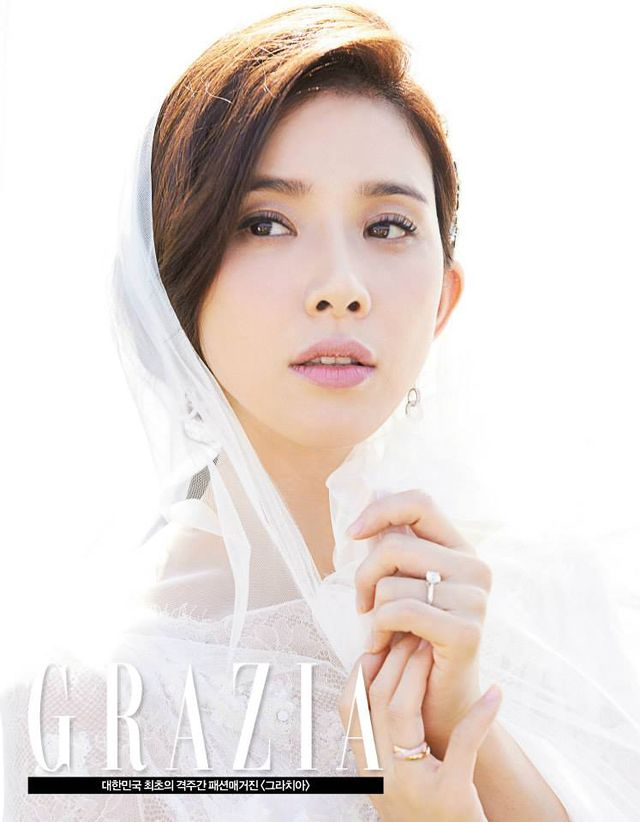 Lee Bo Young & Ji Sung wedding pictorial for Grazia #myf6muse ♋ #myrambles