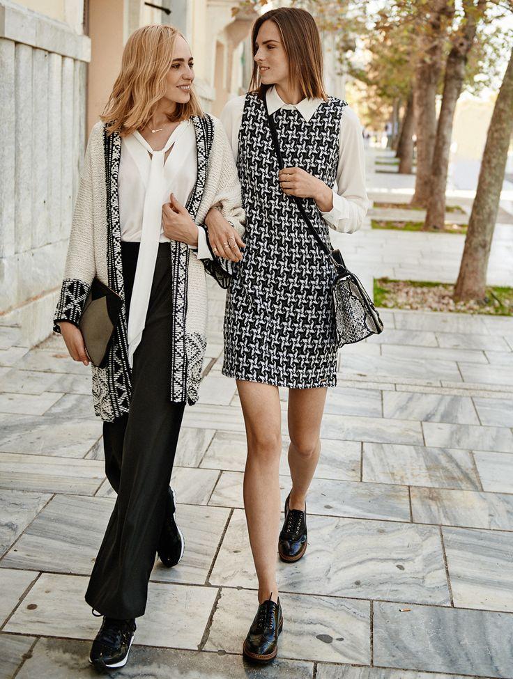 #streetstyle #black&white #trend #fashion #alwayschic #fullahsugah