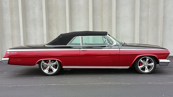 1962 Chevrolet Impala SS Convertible...Re-pin brought to you by agents at #HouseofInsurance #Eugene, Oregon for #carinsurance.
