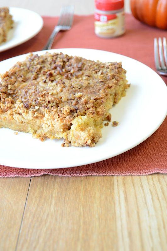 Pumpkin Dump Cake | Recipe | Yellow cake mixes, Pumpkins ...