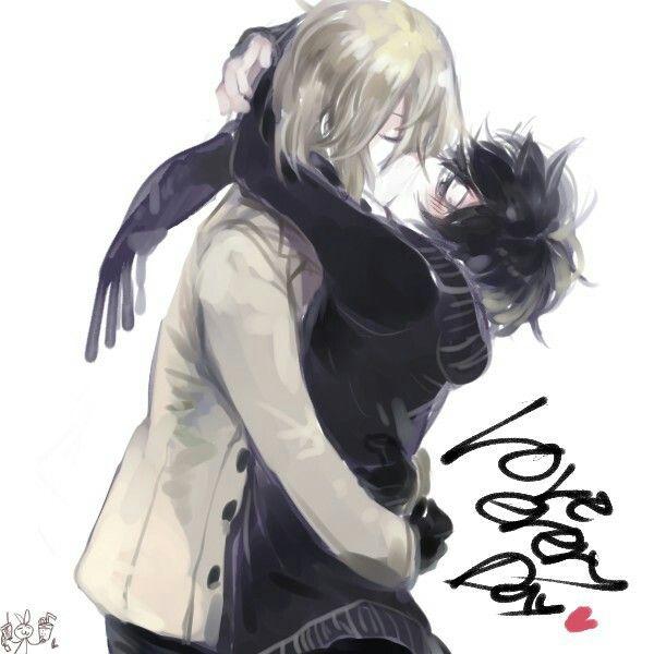 Akechi Goro and Akira Kurusu