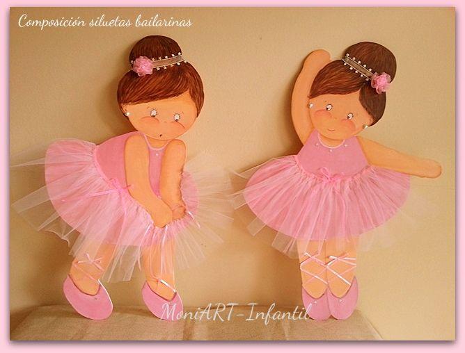 23 best images about decoraci n infantil siluetas de - Siluetas madera infantiles ...