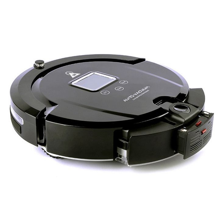 194.00$  Watch here - http://alioth.worldwells.pw/go.php?t=32569296287 - Auto Vacuum Cleaner Robot Aspiradora (Anti Collision Anti Fall,LCD Screen,HEPA Filter,Auto Clean) Home Cleaning Appliances a320 194.00$