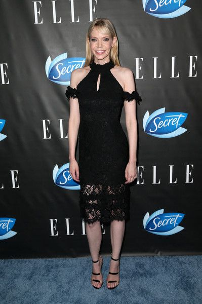 Actress Riki Lindhome attends the Women In Comedy event with July cover stars Leslie Jones, Melissa McCarthy, Kate McKinnon and Kristen Wiig hosted by ELLE at HYDE Sunset: Kitchen + Cocktails on June 7, 2016 in West Hollywood, California.