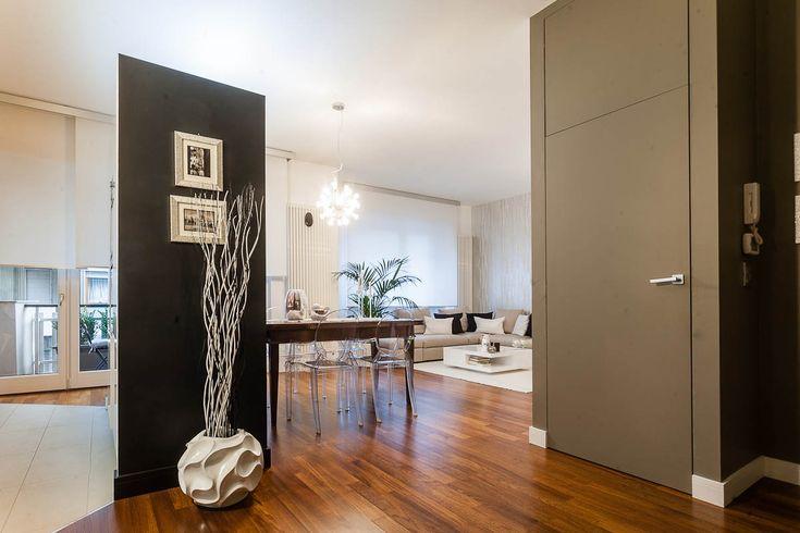 Tracce Interior Design:Appartamento Torino Sud WOW