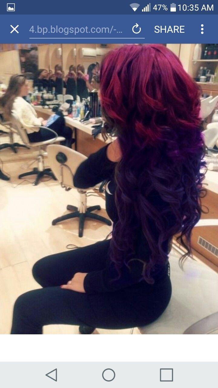 104 besten hair colors bilder auf pinterest haarfarbe bunte