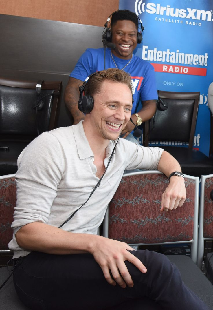 Tom Hiddleston. #KongSkullIsland #SDCC2016 Via Torrilla.