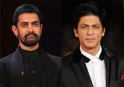 Aamir Khan, Shahrukh Khan rules International Box Office