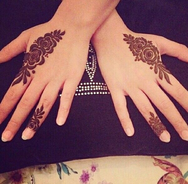 Latest Eid Mehndi Heena Designs for Hands Feet Special Collection for girls 2015-2016 (14)