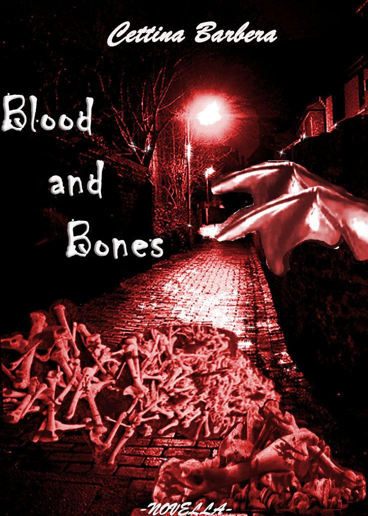 Blood and Bones is a black comedy novella available for free on Kindle, Kobo, Googleplay and other e-reading platforms.