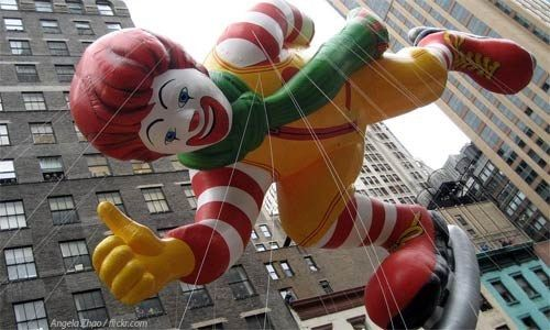 The McDonald's Thanksgiving Parade | Top 20 Things To Do In Chicago During The Holiday Season!