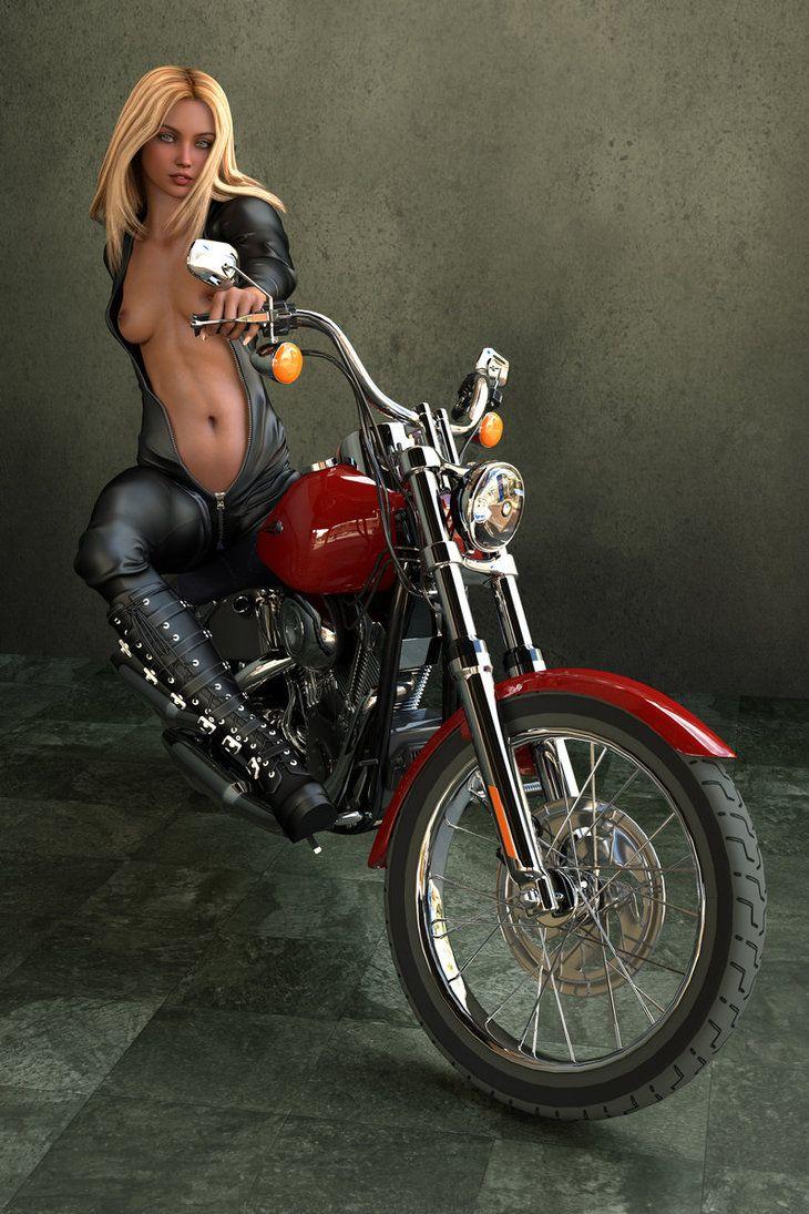 fishnet-hot-sexy-biker-girls-naked
