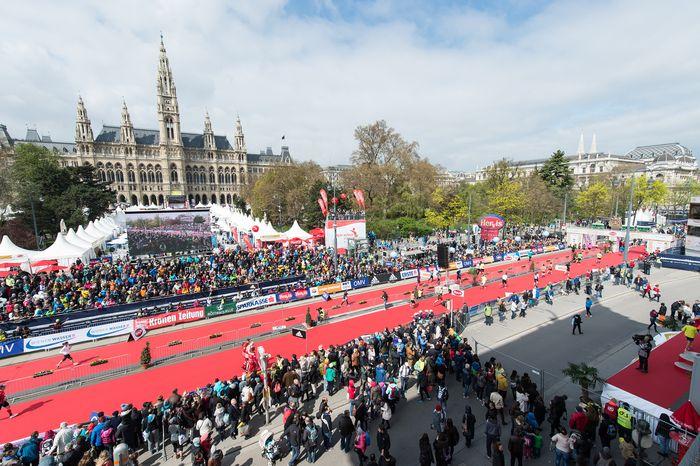Laufveranstaltung: Vienna City Marathon – Der Lauf durch Österreichs Hauptstadt Wien