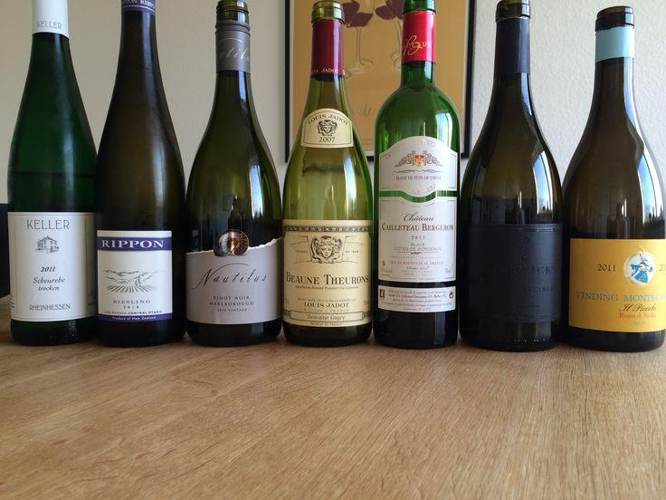 Tasting wine with good freinds last weekend,  the best one was Peter Vinding Diers Montecarrubo 2011
