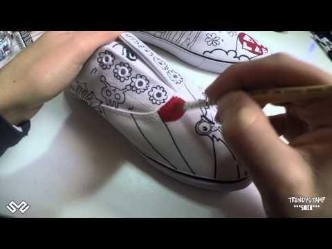 Scarpe Personalizzate Riproduzione AW LAB 2014 Torino