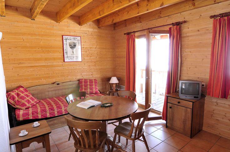 Exemple d'intérieur de la résidence Goélia Le Village Gaulois à St François Longchamp