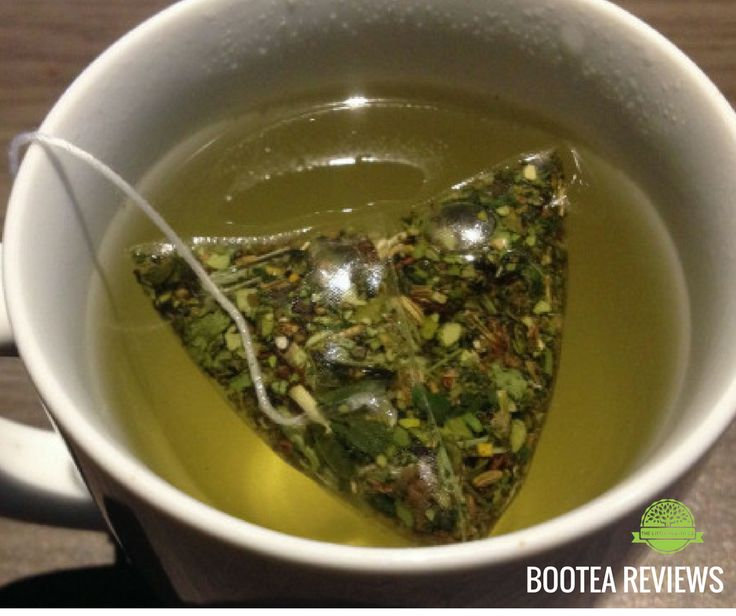 Bootea Reviews (and the skinny about its ingredient Senna Leaf)  #detoxteas