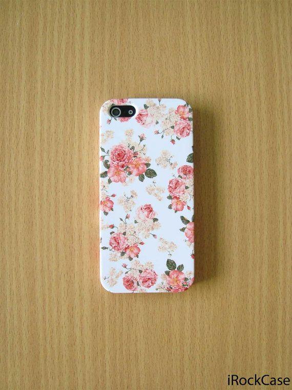 Vintage Roses Garden Phone Case Vintage Floral iPhone by iRockCase, $19.99