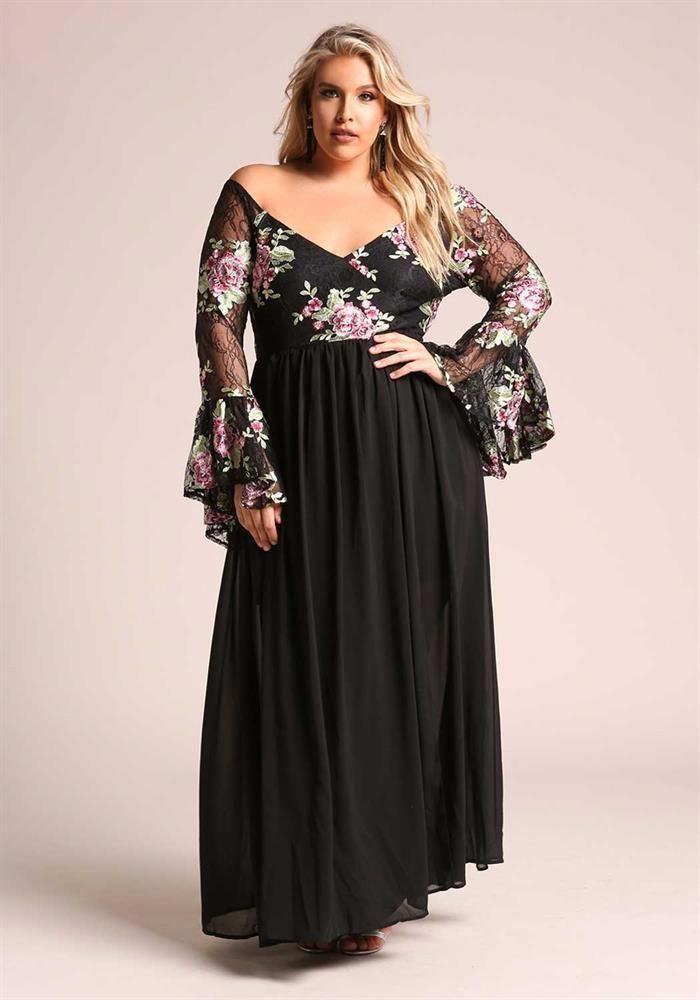 Plus Size Clothing That Are Trendy Plussizeclothing Lange Kleider Kleider Abendkleid