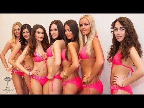 A második előválogató - Miss International Hungary Szépségverseny 2014