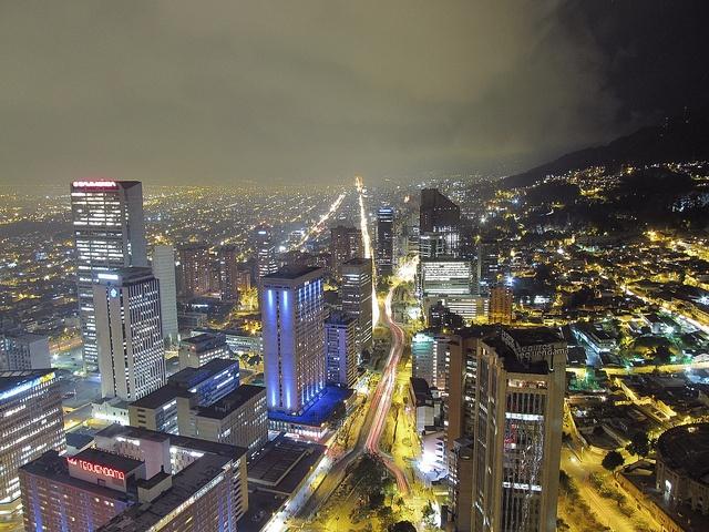 I LOVE Bogota!