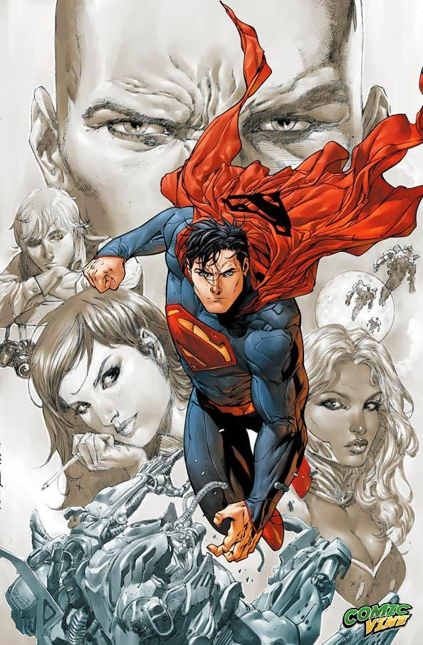 Exclusive: SUPERMAN Family March 2013 Solicits - Comic Vine  (http://www.comicvine.com)