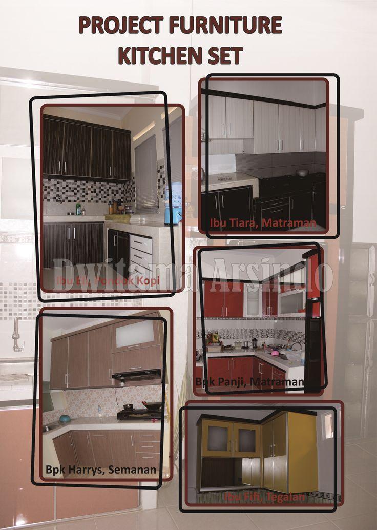 Spesialis Pembuatan Kitchen set minimalis & klasik berkualitas tinggi GRATIS BIAYA PENGIRIMAN hub. 082225631448 Head Office : Jl. Kramat Asem No. 34, Matraman – Jakarta Timur 13120 FAX 021 - 29360751