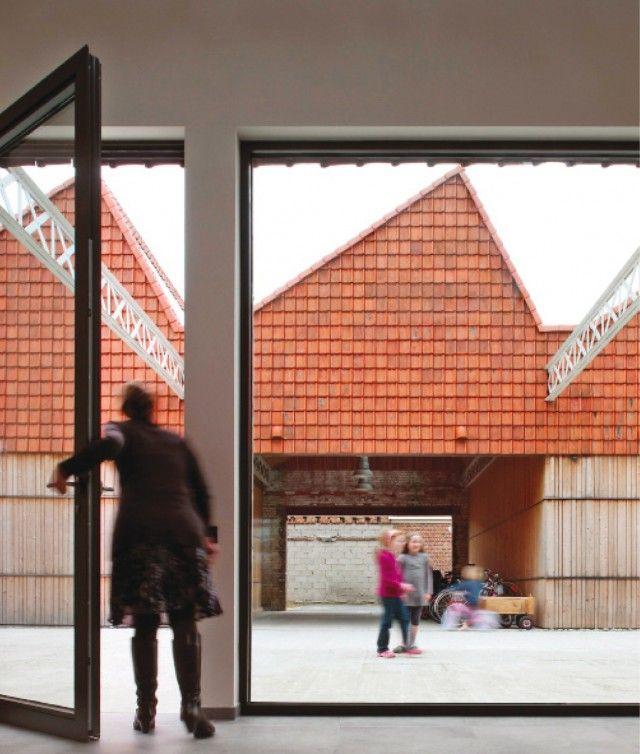 HIC Arquitectura » Volt Architecten > Lofts Rodenbroek, Ronse