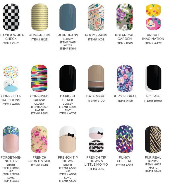 117 best Manicures with Jamberry Nails Fashion Nail Wraps images on ...