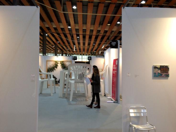 Lille Art Fair 2013 ~ Chris Billington