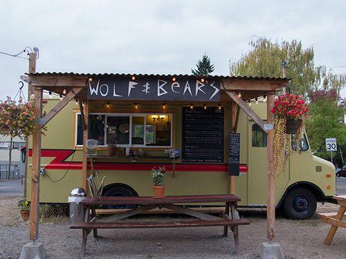 #Portland Street Food: 10 Carts We Really Love #foodcarts #pdx