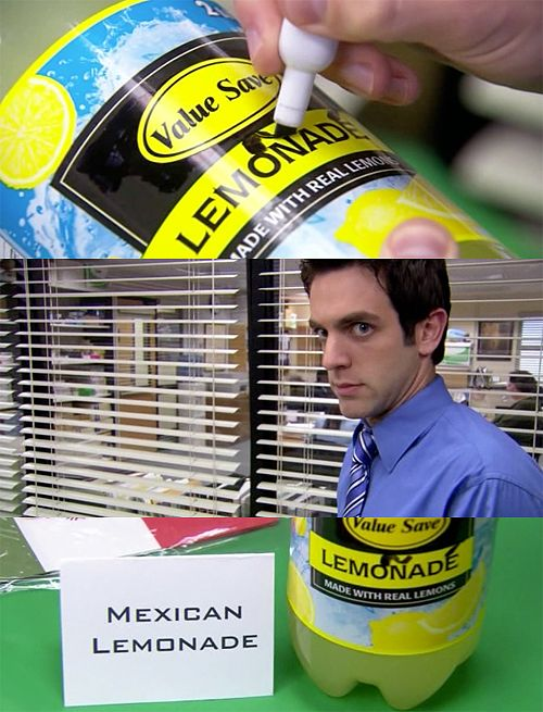 How to make Mexican Lemonade.