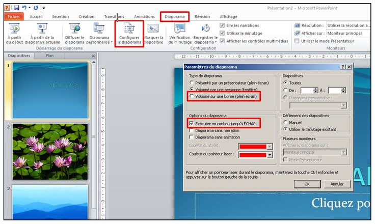 PowerPoint 2010 – les bases d'un logiciel de présentation